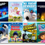 Netflix Family Movies for Little Kids #StreamTeam