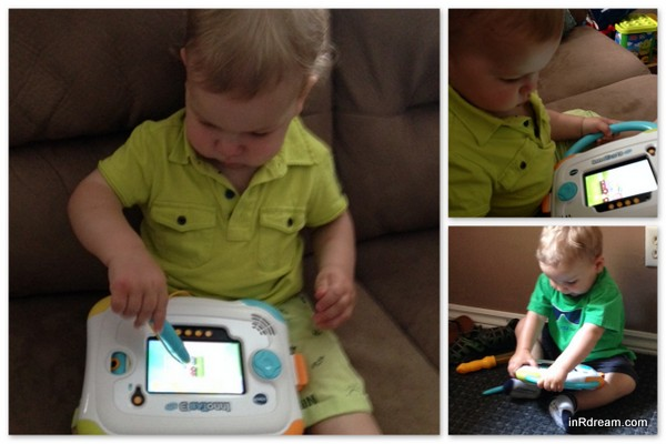 Vtech InnoTAB 3 Baby Review