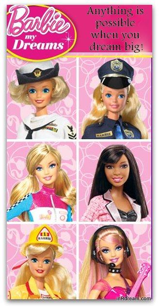 Mattel Entrepreneur Barbie The Barbie™ Business Bursary