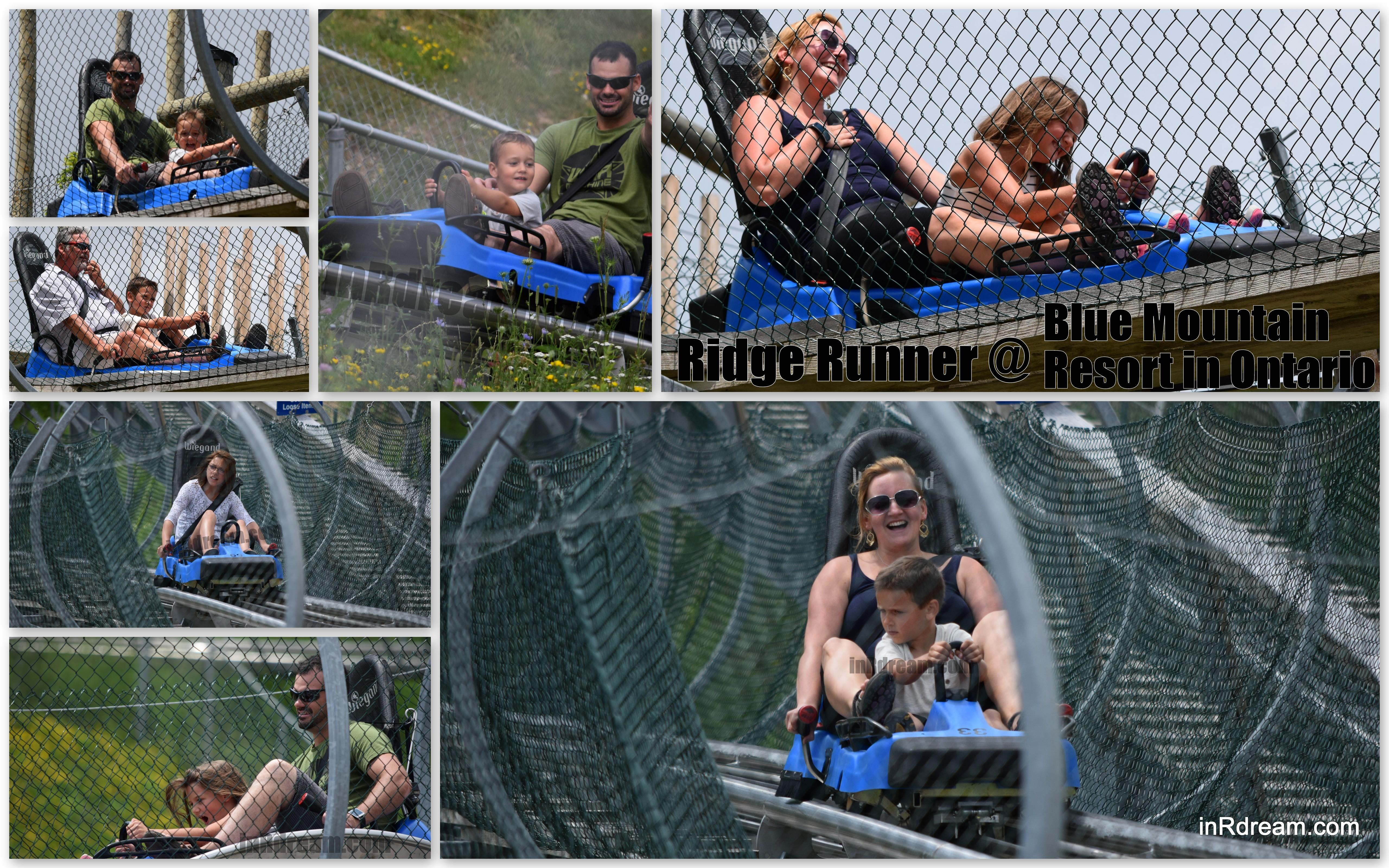Family Summer Adventure: Blue Mountain Resort Ontario #BiggerBlue