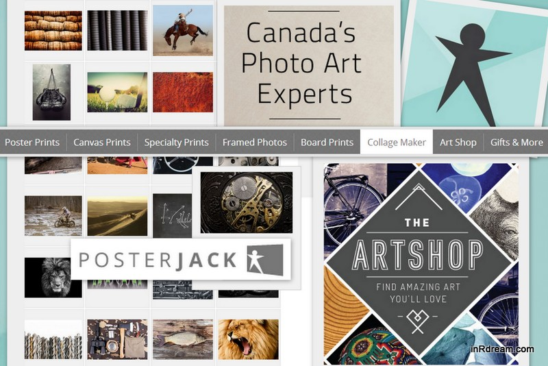 Five Photo Art Tips for Dorms: Canada'sPhoto Art Experts Posterjack