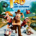 Childrens movie Tad: The Lost Explorer on Netflix