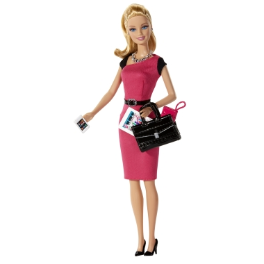 Meeting Entrepreneur Barbie ® Plus Canadians Enter Barbie™ Business Bursary