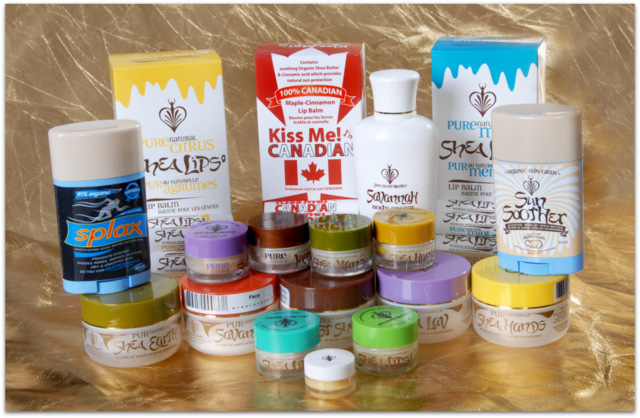 Gifty from Shea Butter Market: Entrepreneur Q&A #IRDFeature