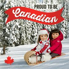 Girls Nice List: Maplelea Girl Hockey Gear + School Desk & Locker