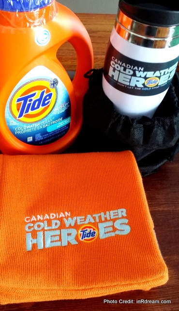 Cold Weather hero, Tide Cold Hero, Random Acts of Kindness, Crossing Guard, Kawartha Lakes Crossing guard, P&G mom, PGMOM, P&GMom, #PGmom