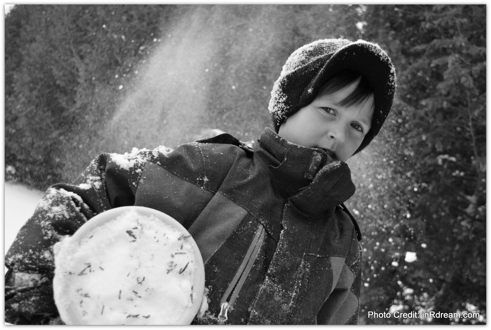 Winter Activity Ideas to #MakeRoomForPlay + Mama's Tips to Enjoy it!