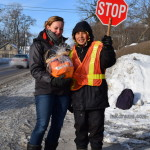 School Crossing guard Kawartha Lakes Ontario, Tide Coldwater Hero, #TideColdHero #PGmom P&G MOM, P&GMom,