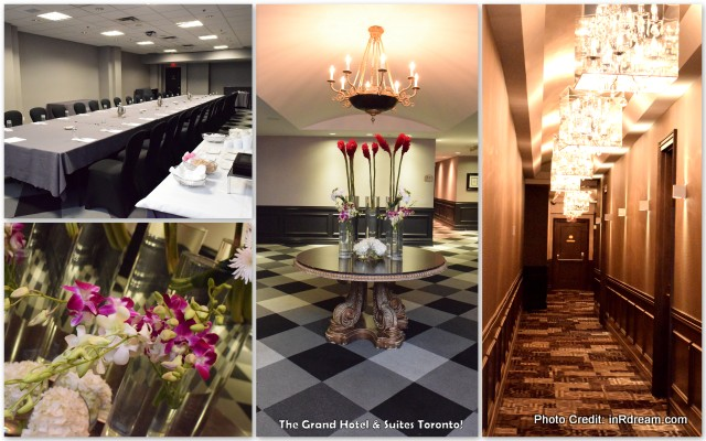 Big Family Travel The Grand Hotel & Suites in Toronto