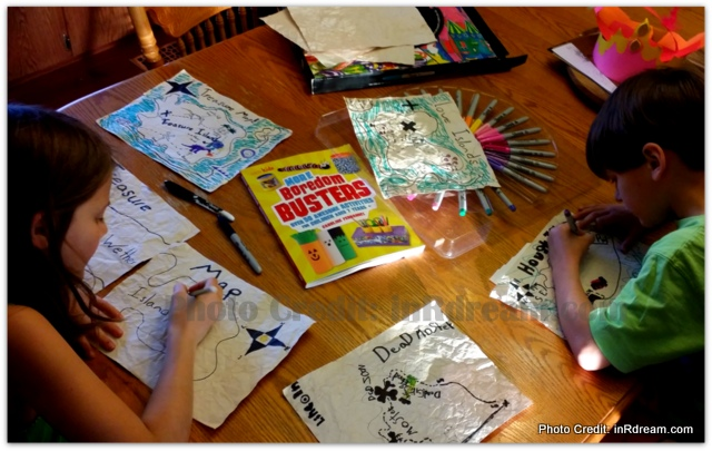 """Eliminate the words """"I am Bored!"""" More Boredom Busters Book Review"""