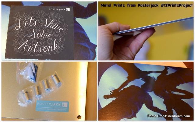 Posterjack #12PrintProject, ripley aquariums Canada, Metal Prints, Canadian Print Experts,
