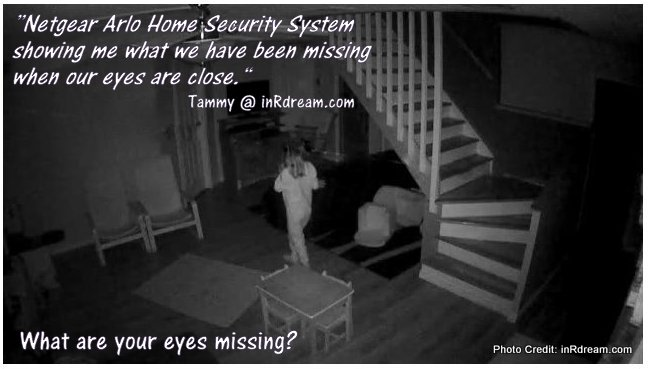 See What You've Been Missing: Netgear Arlo Home Security System