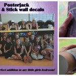 Posterjack Peel & Stick wall decals #12PrintsProject