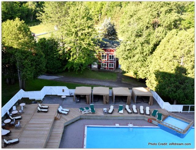 Horseshoe Resort Slopeside Accommodations