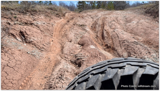 Off Roading in Blue Mountain