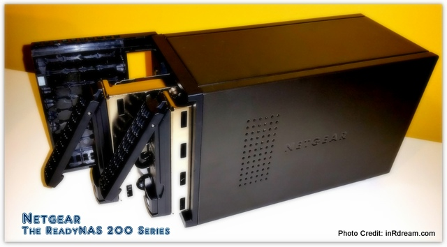 Netgear ReadyNAS 200 Series Review