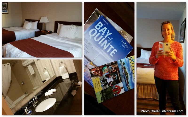 Being Local For The Day! Best Western Belleville Review #BayOfQuinte