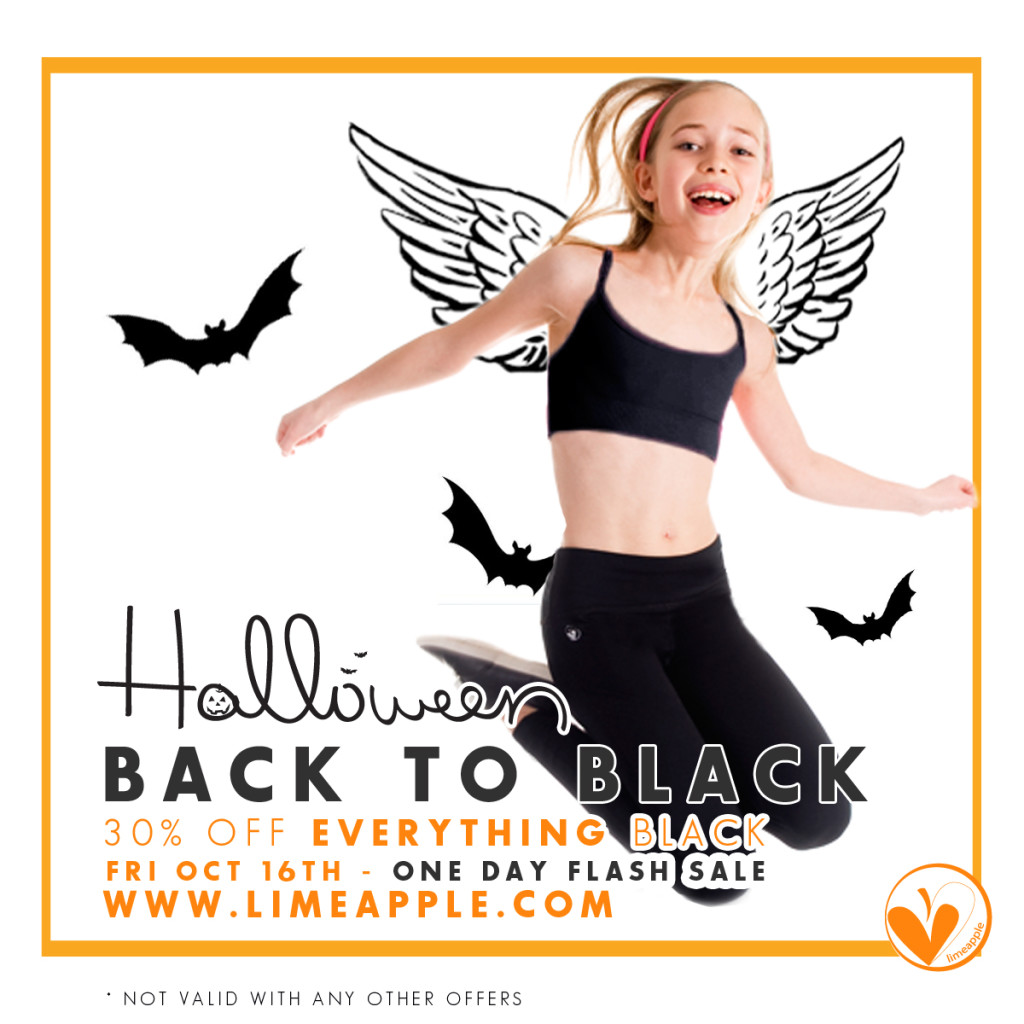 Halloween Flash Sale LimeApple.com