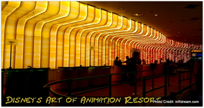 Saving Money on Disney Trip Disney's Art of Animation Resort