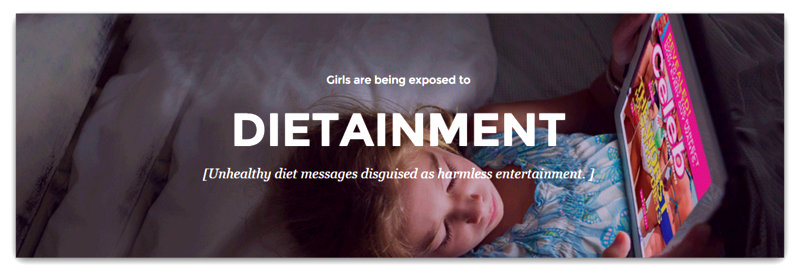 educating Canadians about Dietainment