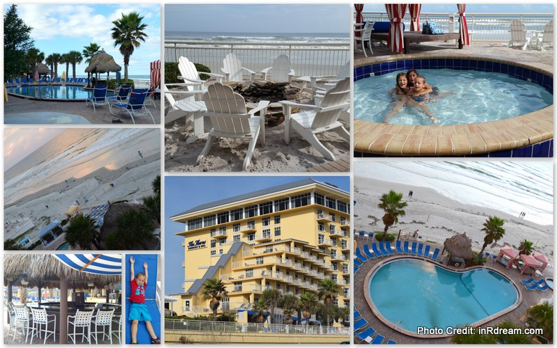 The Shores Resort & Spa luxury hotel in Daytona Beach, Florida