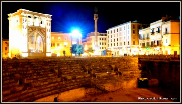 Indulging Through Lecce Italy by Night: Espressino Travel Puglia Tours