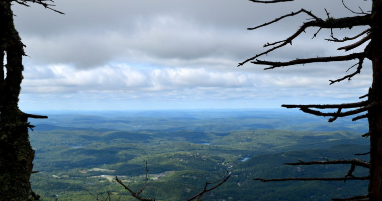 Exploring The Summit Of Tremblant In The Summer With Kids