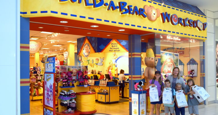 The Build-A-Bear Experience + National Teddy Bear Day Deal + Giveaway